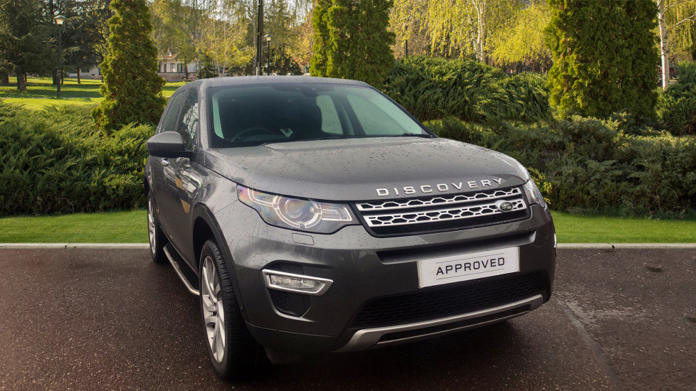 Land Rover Discovery Sport 2.0 TD4 180 HSE Luxury 5dr Diesel Automatic 4x4 (2018) at Land Rover Hatfield thumbnail image