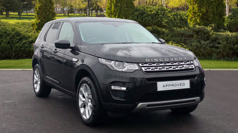 Land Rover Discovery Sport 2.0 TD4 180 HSE 5dr Diesel Automatic Hatchback (2016.5) image