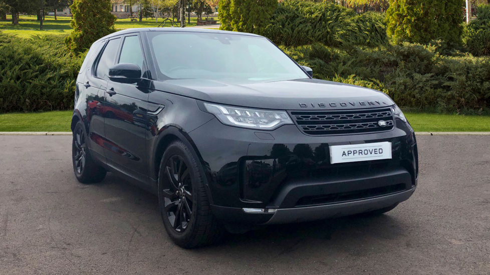 Land Rover Discovery 2.0 SD4 HSE 5dr Diesel Automatic 4x4 (2019)