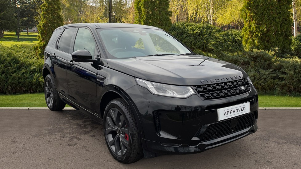 Land Rover Discovery Sport 1.5 P300e R-Dynamic SE 5dr Auto [5 Seat] Petrol/Electric Automatic 4x4