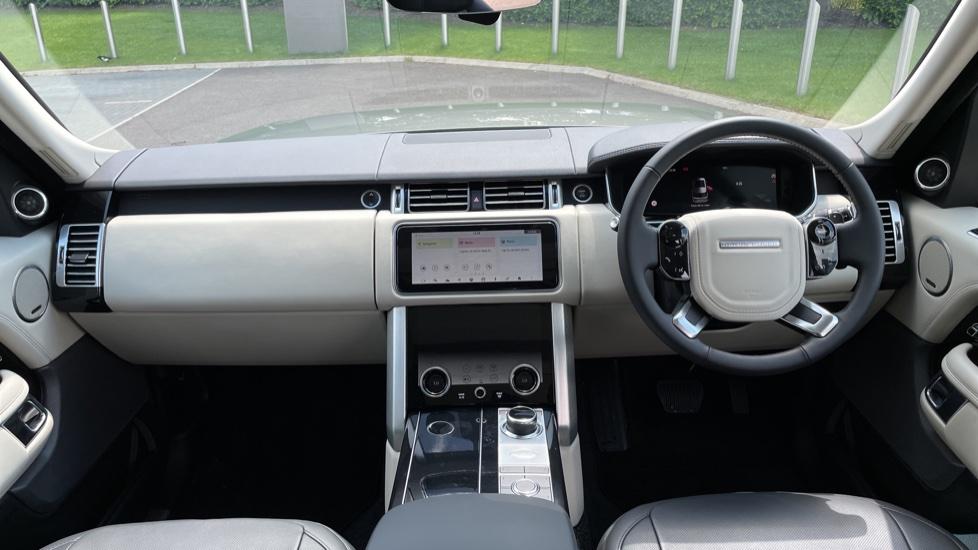 Land Rover Range Rover 3.0 SDV6 Vogue SE 4dr Auto Sliding panoramic roof, Privacy glass image 9