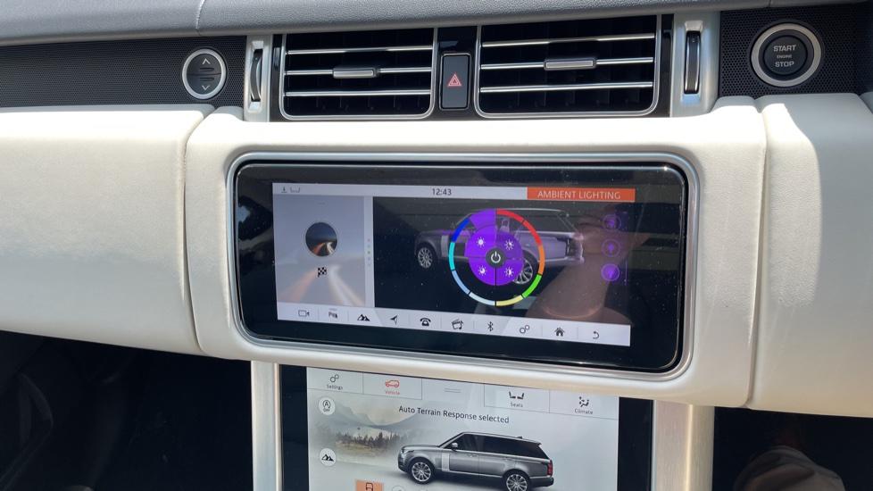 Land Rover Range Rover 3.0 SDV6 Vogue SE 4dr Auto Sliding panoramic roof, Privacy glass image 27