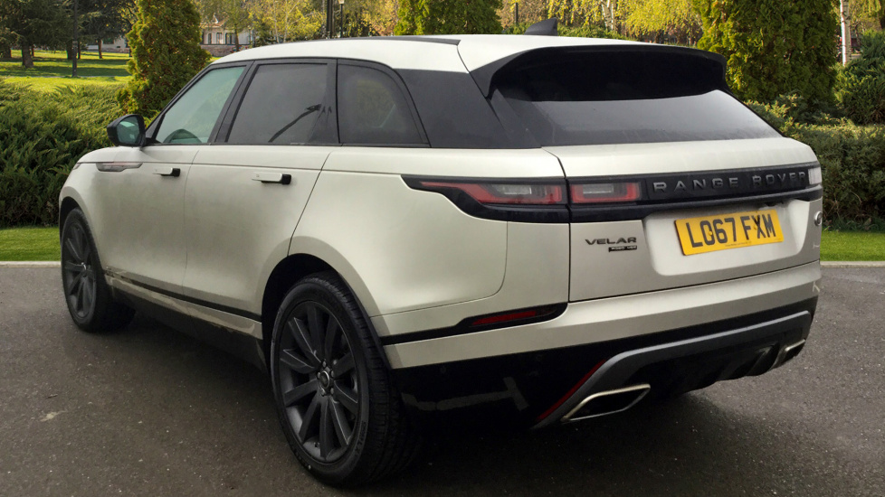 Range Rover Dealership In Md >> Land Rover Range Rover Velar 3.0 P380 R-Dynamic HSE 5dr Automatic Estate (2018) (LO67FXM) - In ...