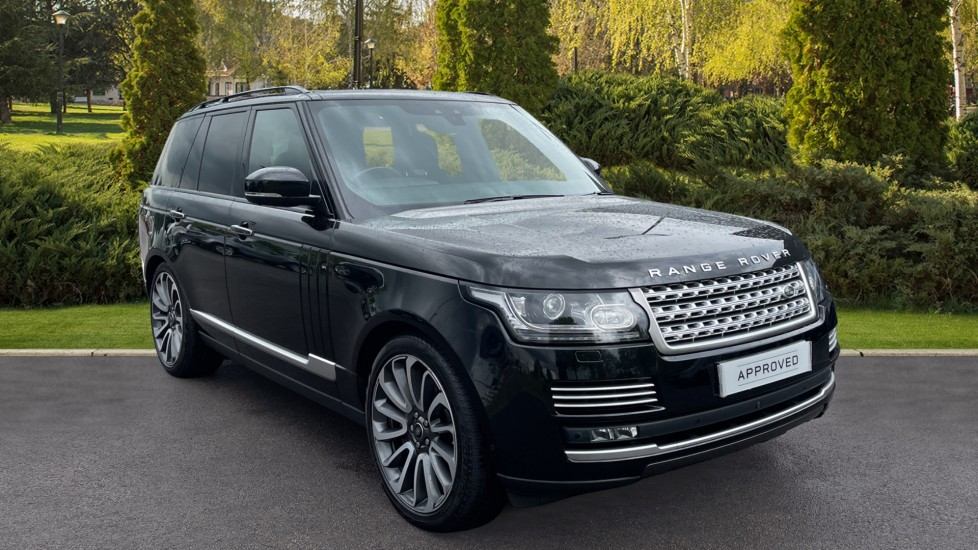 Land Rover Range Rover 4.4 SDV8 Autobiography 4dr Heated steering wheel MeridianTM Signature Sound System Diesel Automatic 5 door 4x4