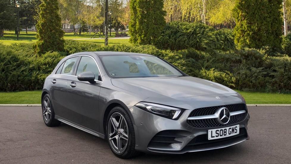 Mercedes-Benz A-Class A220 4Matic AMG Line Premium Plus 2.0 Automatic 5 door Hatchback (2018)
