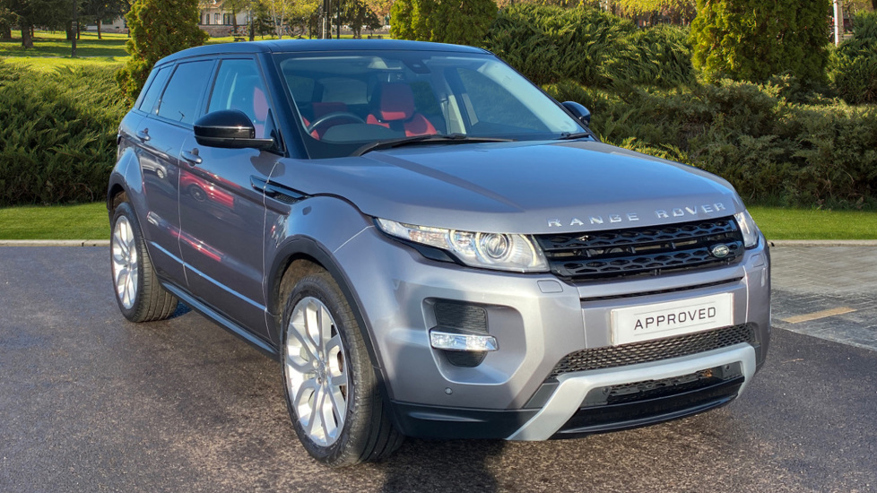 Land Rover Range Rover Evoque 2.2 SD4 Dynamic 5dr Diesel Hatchback (2015) at Land Rover Hatfield thumbnail image