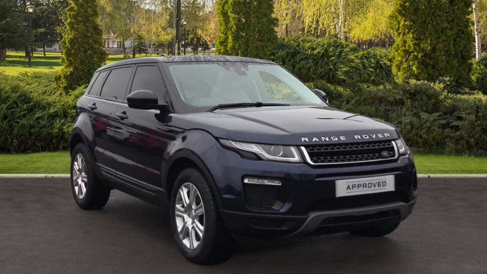 Land Rover Range Rover Evoque 2.0 TD4 SE Tech 5dr Diesel Automatic Hatchback (2018) at Land Rover Hatfield thumbnail image