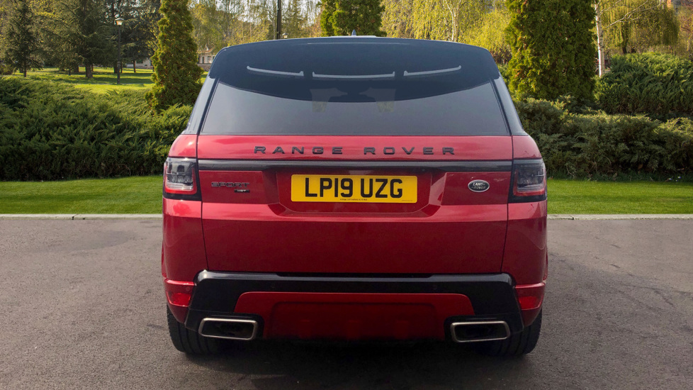 Land Rover Range Rover Sport 3.0 P400 HST 5dr image 6