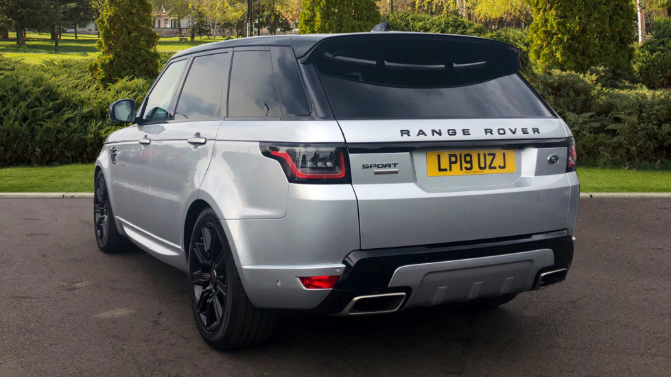 Land Rover Range Rover Sport 3 0 SDV6 Autobiography Dynamic 5dr [7 seat]  Diesel Automatic Estate (2019) at Land Rover Hatfield