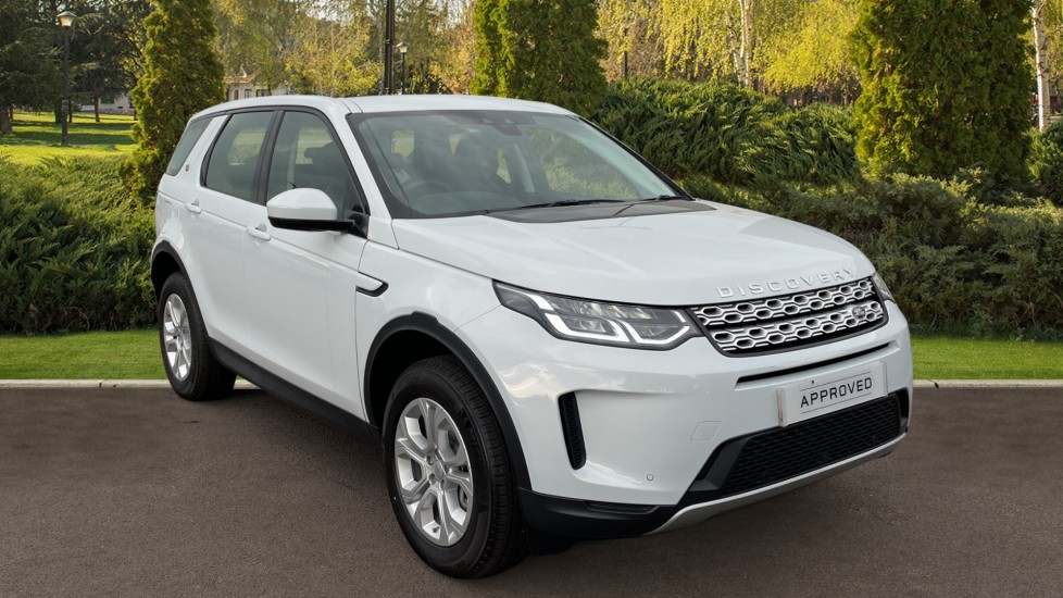 Land Rover Discovery Sport 2.0 D150 S 5dr Auto [5 Seat] Diesel Automatic 4x4