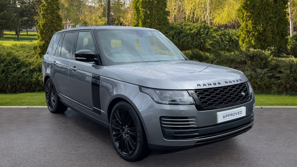 Land Rover Range Rover 3.0 D300 Westminster Black 4dr Auto Secure Tracker Pro Configurable Ambient Interior Lighting Diesel Automatic 5 door 4x4