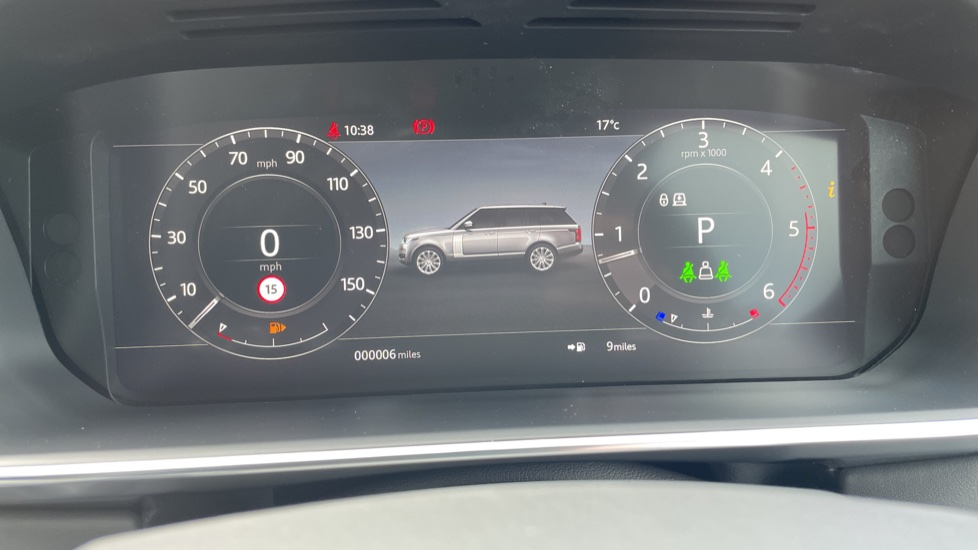 Land Rover Range Rover 3.0 D300 Autobiography 4dr Auto  Head-up Display, Privacy glass image 16