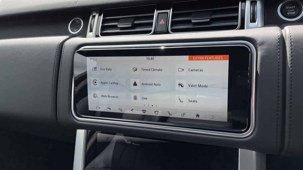 Land Rover Range Rover 3.0 D300 Autobiography 4dr Auto  Head-up Display, Privacy glass image 25