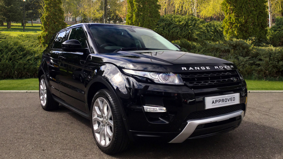 Land Rover Range Rover Evoque 2.2 SD4 Dynamic 5dr Diesel Automatic 4x4 (2014) image