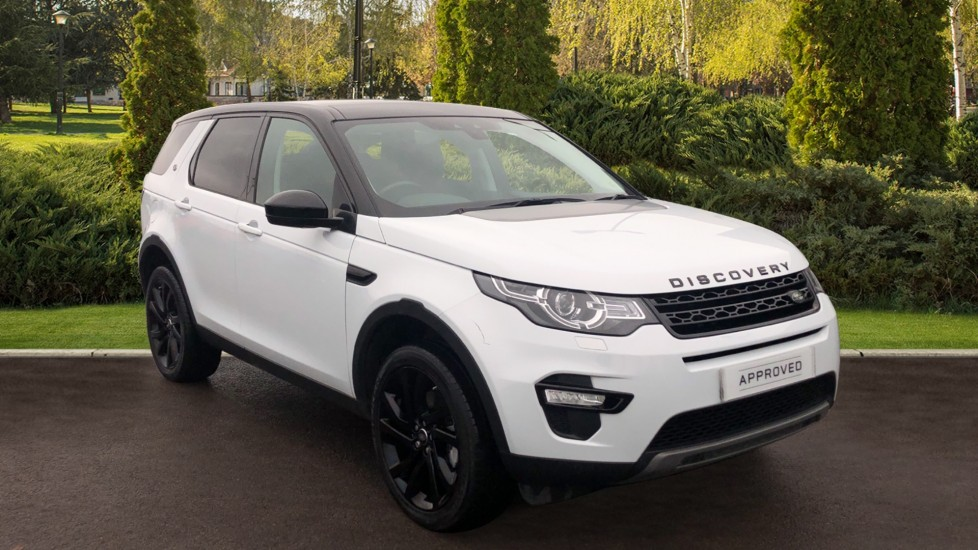 Land Rover Discovery Sport 2.0 TD4 180 HSE Black 5dr Diesel Automatic 4x4 (2016)