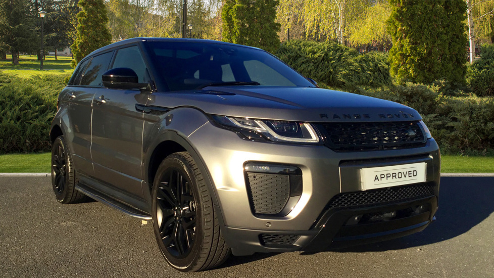 46d2e0645743b Land Rover Range Rover Evoque 2.0 SD4 HSE Dynamic 5dr Diesel Automatic  Hatchback (2017) at Land Rover Hatfield