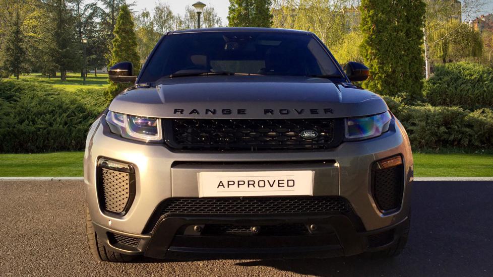 Land Rover Range Rover Evoque 2 0 SD4 HSE Dynamic 5dr Diesel Automatic  Hatchback (2017) at Land Rover Hatfield