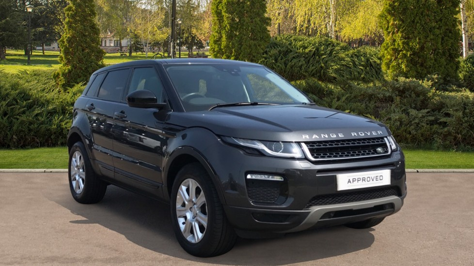 Land Rover Range Rover Evoque 2.0 TD4 SE Tech Privacy glass, Fixed panoramic roof Diesel Automatic 5 door Hatchback