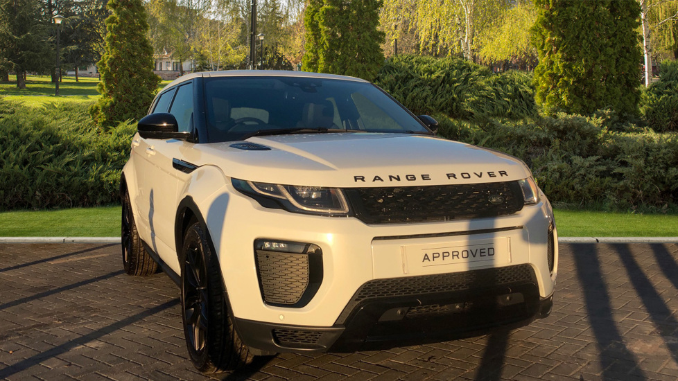 Land Rover Range Rover Evoque 2.0 SD4 HSE Dynamic 5dr Diesel Automatic Hatchback (2018) at Land Rover Hatfield thumbnail image