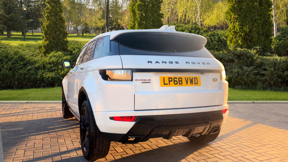Land Rover Range Rover Evoque 2.0 SD4 HSE Dynamic 5dr image 2