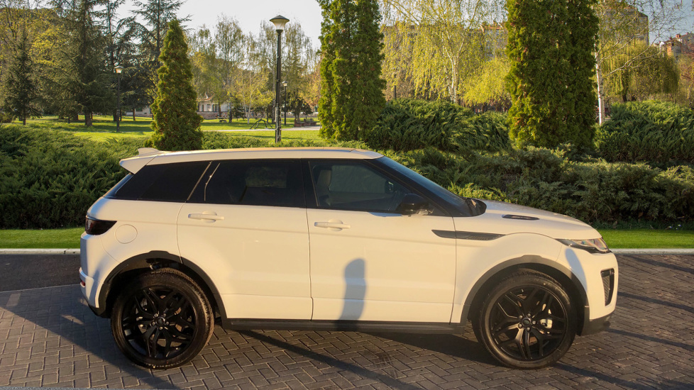Land Rover Range Rover Evoque 2.0 SD4 HSE Dynamic 5dr image 5
