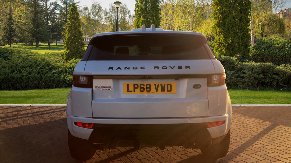 Land Rover Range Rover Evoque 2.0 SD4 HSE Dynamic 5dr image 6