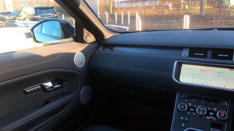 Land Rover Range Rover Evoque 2.0 SD4 HSE Dynamic 5dr image 27