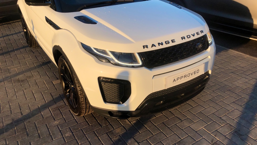 Land Rover Range Rover Evoque 2.0 SD4 HSE Dynamic 5dr image 30