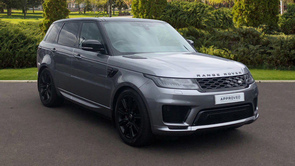 Land Rover Range Rover Sport 2.0 P400e HSE Dynamic 5dr Petrol/Electric Automatic Estate (2019)