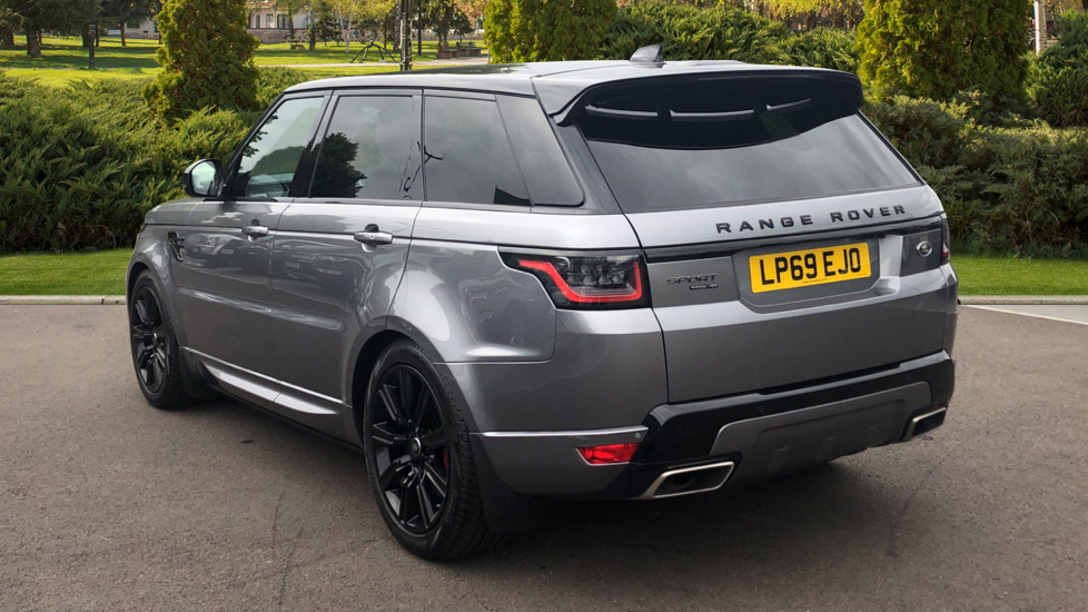 Land Rover Range Rover Sport 2.0 P400e HSE Dynamic 5dr image 2