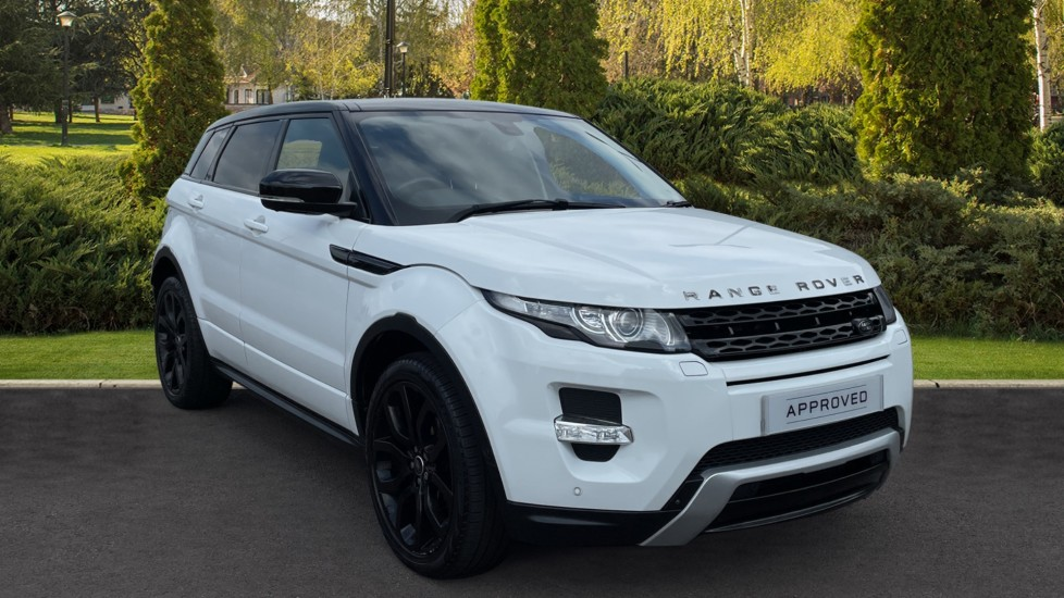 Land Rover Range Rover Evoque 2.2 SD4 Dynamic 5dr [Lux Pack]  Heated front seats Heated steering wheel Diesel Automatic Hatchback