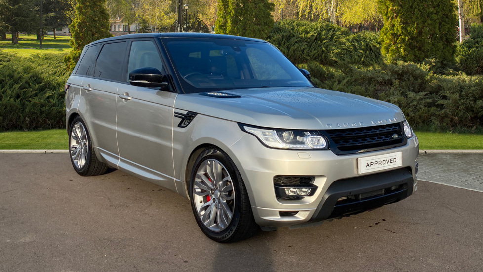 Land Rover Range Rover Sport 3.0 SDV6 [306] Autobiography Dynamic 5dr Diesel Automatic Estate (2015.5) image
