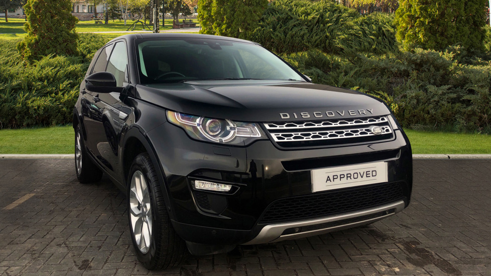 Land Rover Discovery Sport 2.0 TD4 180 HSE 5dr Diesel 4x4 (2016) image