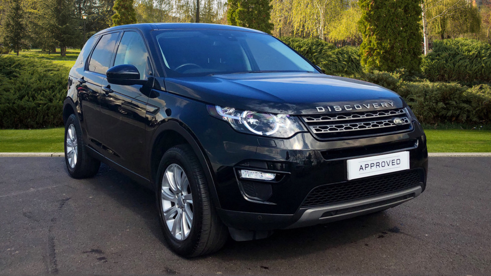Land Rover Discovery Sport 2.0 TD4 180 SE Tech 5dr Diesel Automatic 4x4 (2016)
