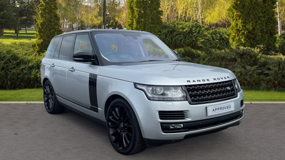 Land Rover Range Rover 4.4 SDV8 Autobiography 4dr Diesel Automatic 5 door 4x4