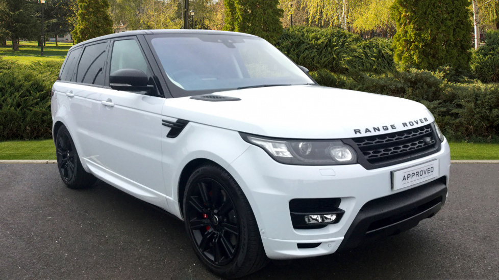 Range Rover Dealership In Md >> Land Rover Range Rover Sport 3.0 SDV6 [306] Autobiography Dyn 5dr [7 seat] Diesel Automatic ...