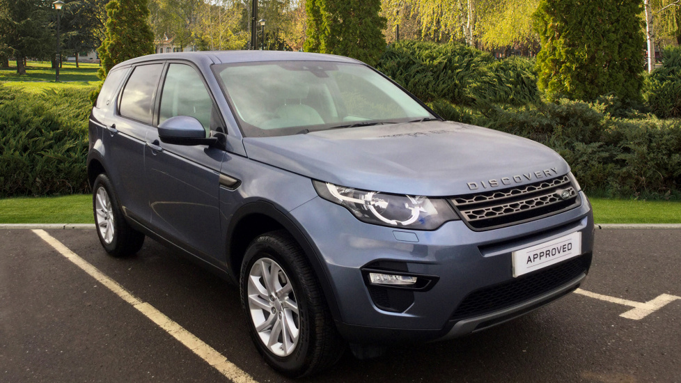 Land Rover Discovery Sport 2.0 TD4 180 SE Tech 5dr Diesel (2017) image