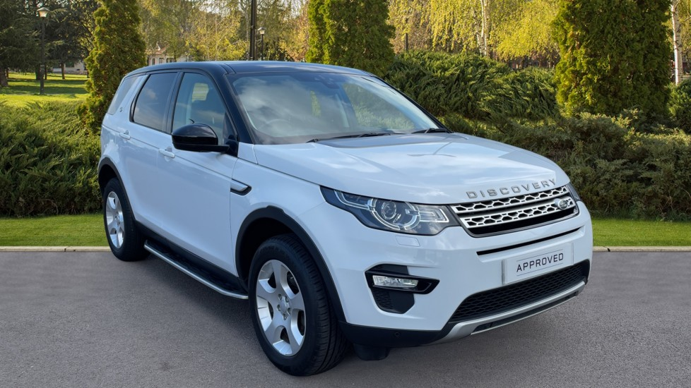 Land Rover Discovery Sport 2.0 TD4 HSE 5dr [5 Seat] Diesel 4x4