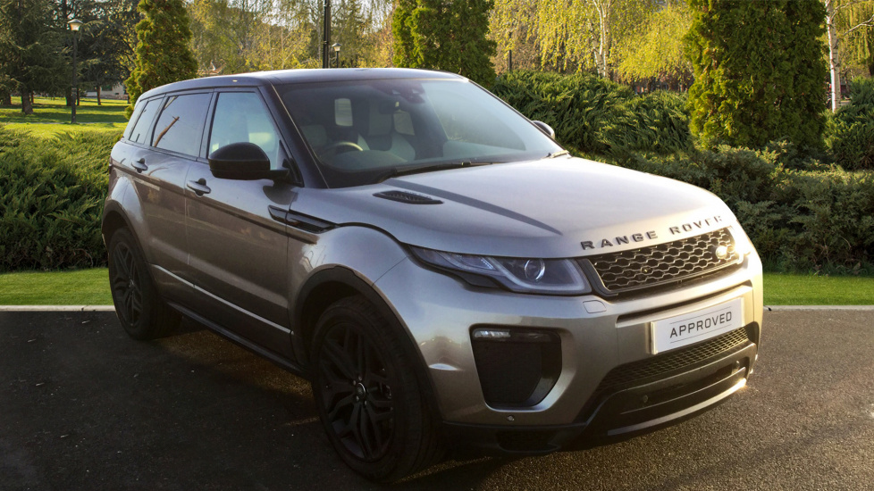 Land Rover Range Rover Evoque 2.0 SD4 HSE Dynamic 5dr Diesel Automatic Hatchback (2017) image
