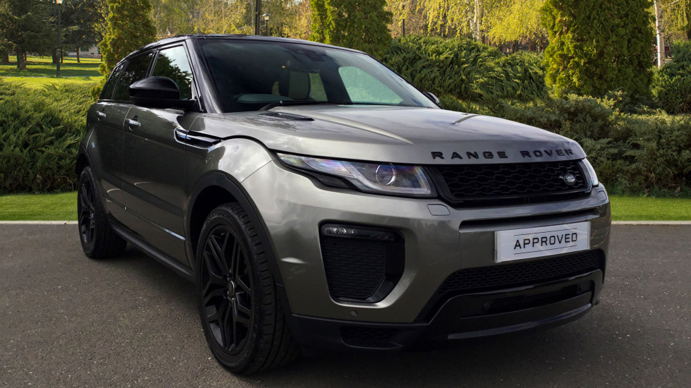 Land Rover Range Rover Evoque 2.0 SD4 HSE Dynamic Diesel Automatic 5 door Hatchback (2017) image
