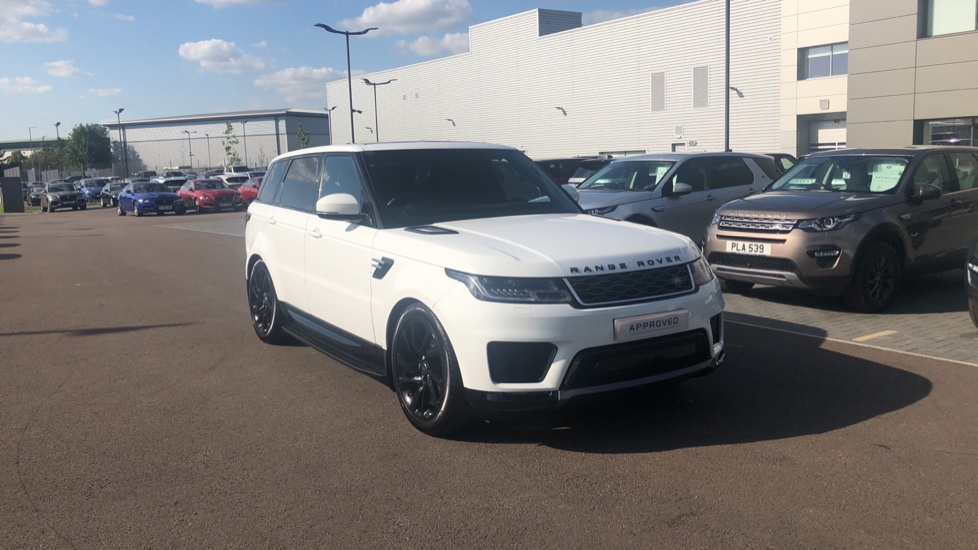 Land Rover Range Rover Sport 3.0 SDV6 HSE 5dr Diesel Automatic Estate (2019)