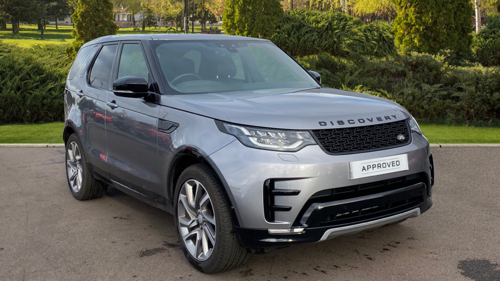 Land Rover Discovery 3.0 SDV6 Landmark Edition 5dr Diesel Automatic 4x4 (2019) at Land Rover Hatfield thumbnail image