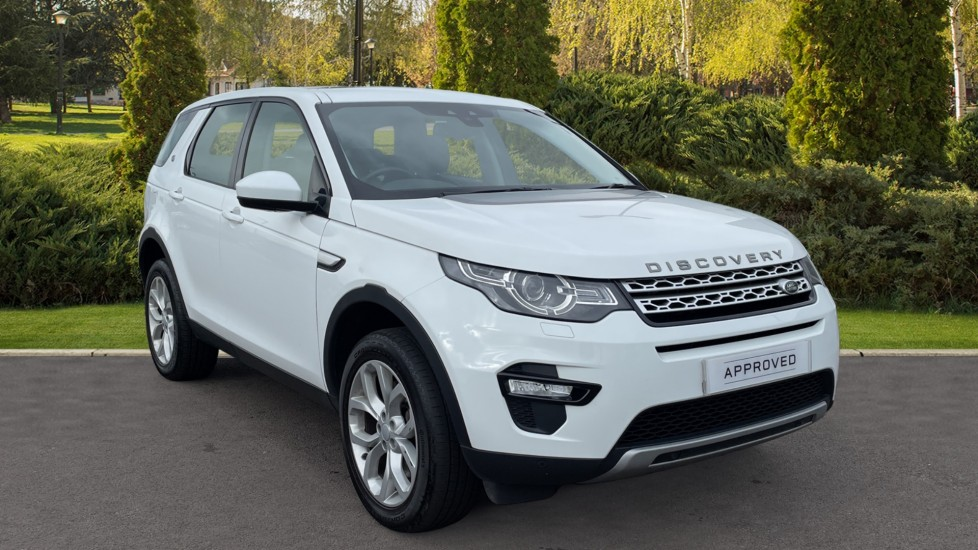 Land Rover Discovery Sport 2.0 SD4 240 HSE 5dr Diesel Automatic 4x4 at Land Rover Woodford thumbnail image