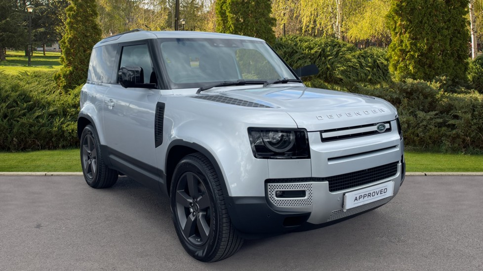 Land Rover Defender 3.0 D250 First Edition 90 3dr [6 Seat] Electrically deployable tow bar, Heated front seats Diesel Automatic 5 door 4x4