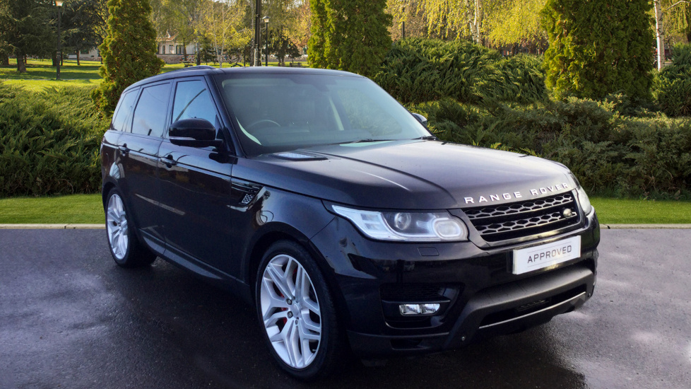 Land Rover Range Rover Sport 5.0 V8 S/C Autobiography Dynamic 5dr Automatic 4x4 (2014) image