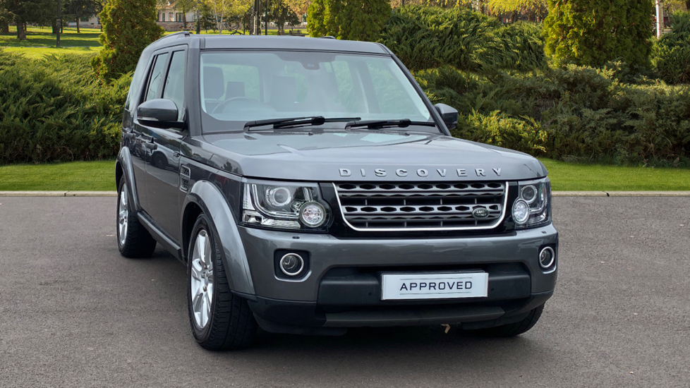 Land Rover Discovery 3.0 SDV6 SE Tech 5dr Diesel Automatic Hatchback (2016)