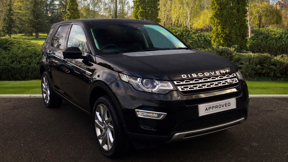 Land Rover Discovery Sport 2.0 TD4 180 HSE Luxury 5dr Diesel Automatic 4x4 (2016) image