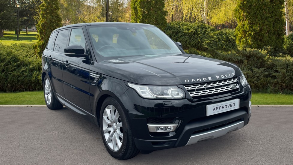 Land Rover Range Rover Sport 3.0 SDV6 [306] HSE Privacy glass Fixed panoramic roof Diesel Automatic 5 door 4x4