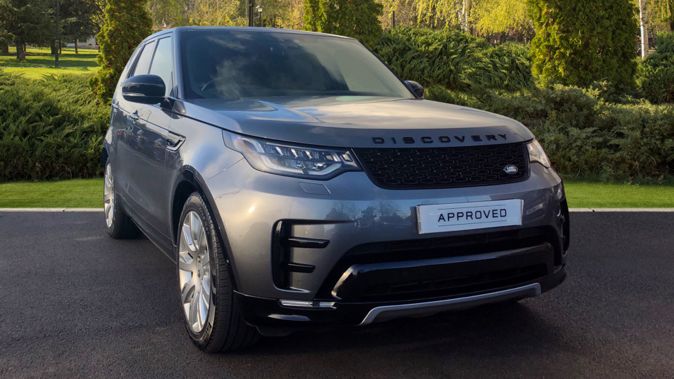 Land Rover Discovery 3.0 SDV6 HSE Luxury 5dr Diesel Automatic 4x4 (2018) available from Lamborghini Chelmsford thumbnail image