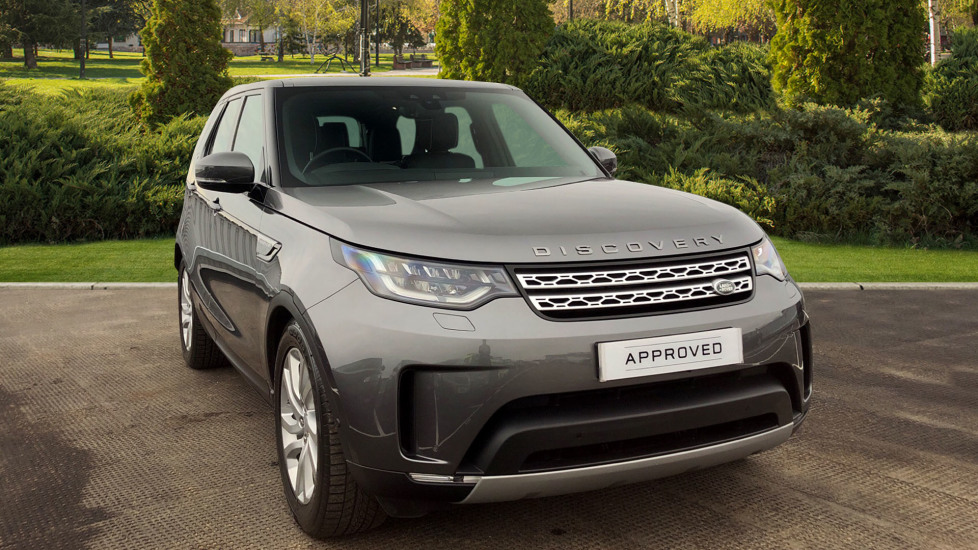 Land Rover Discovery 2.0 SD4 HSE 5dr Diesel Automatic 4x4 (2018) image